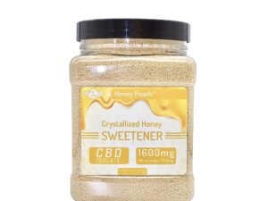 honey pearls canister
