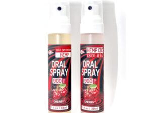 cherry oral spray